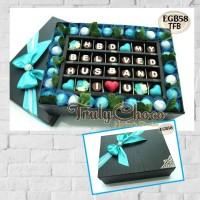hadiah ulang tahun suami tercinta coklat trulychoco special