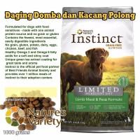 Makanan Anjing Bergizi dan Sehat repack 1kg