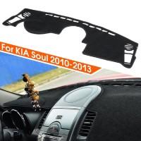 Karpet Alas Dashboard Interior Mobil Untuk Kia Soul 10-13