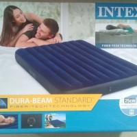 ORI Kasur angin matras backpacker double besar jumbo intex 64759 murah
