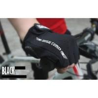 Harga sarung tangan olahraga sepeda half finger size l   WIKIPRICE INDONESIA