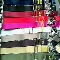 handle tas/tali tas, warna lengkap, polos
