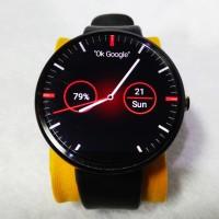 moto 360 bekas jam tangan motorola smartwatch saingan samsung gear