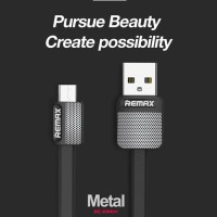 ORIGINAL REMAX RC-044M Platinum Micro USB Charging Data Cable 2.1A