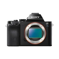 Sony Alpha A7S Body Only Special Package with FE 50mm f/1.8