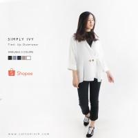 Cotton Inch - SImply Ivy | Tied-Up Outerwear | Kardigan Kimono