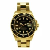 Jam Tangan Forsta Momento Gold Man Rolex Pria Smartwatch SKMEI Pintar
