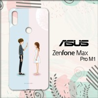 Casing Asus Zenfone Max Pro M1 HP Couple Korea LI0267