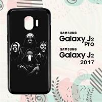 Casing Samsung Galaxy J2 Pro HP Dark Squad Star Wars LI0059