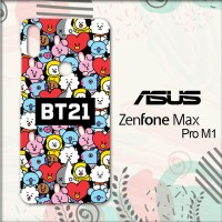 Casing Asus Zenfone Max Pro M1 HP BT21 Cute Wallpaper L0666