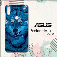 Casing Asus Zenfone Max Pro M1 Custom HP Southside Wolf L0695