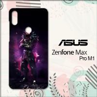 Casing Asus Zenfone Max Pro M1 HP Raven Fortnite LI0286