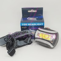 Headlamp Flashlight Waterproof (Senter Kepala Anti Air)