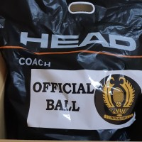 Head COACH Trainer PRESSURELESS BALL (isi 72) / Bola tenis latihan