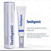 Teethgenic Toot Whitening Cream BY Ertos / Cream Pemutih Gigi