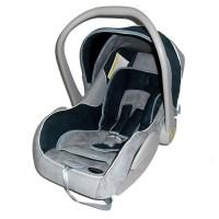 JUAL Dudukan Kursi Mobil Bayi Car Seat Carrier Pliko PK02 Blue & Grey