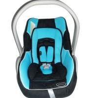 READY STOCK Dudukan Kursi Mobil Bayi Car Seat Carrier Pliko PK02 Blue
