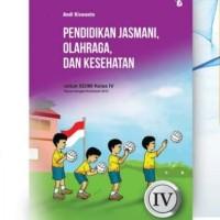 Harga pendidikan jasmani olahraga dan kesehatan iv kelas 4 sd   WIKIPRICE INDONESIA