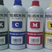 PREMIUM Tinta isi ulang / Refill ( isi 1 Ltr ) untuk printer CANON