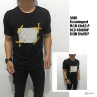 Harga notorius kaos pria fashion kaos import baju import baju murah   HARGALOKA.COM