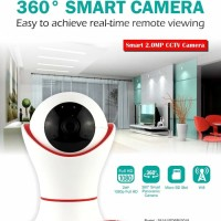 Harga aldo cctv al005 360 degree smart camera wifi ip camera ipcam | Hargalu.com
