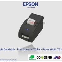 TERBARU PRINTER KASIR EPSON TM-U220A / TMU220A journal