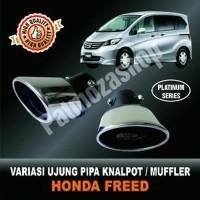 Harga muffler variasi ujung pipa knalpot platinum honda f | WIKIPRICE INDONESIA