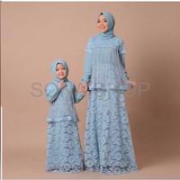 Harga grosir baju couple ibu dan anak wardani promo murah wanita muslim | Pembandingharga.com