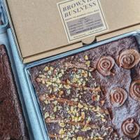 Half-Half Brownies