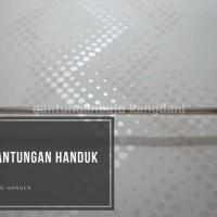 Harga ternama gantungan handuk gantungan dengan pipa bulat dan | WIKIPRICE INDONESIA