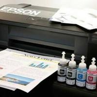 KUALITAS TERUJI Printer Epson L1300 kertas A3