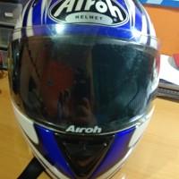 Helm Airoh Leox Full Face Original