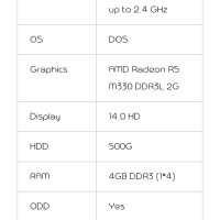 LAPTOP LENOVO G40-45 AMD A8