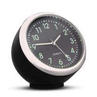 Jam Analog Interior Mobil Quartz Car Dashboard Classic Clock Pajangan