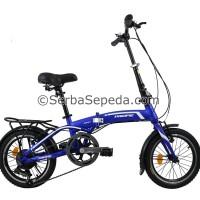 Sepeda Lipat | Sepeda Pacific 2990 HT-V 16 - GRATIS ONGKIR & PERAKITAN