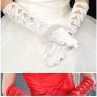 Gloves sarung tangan fashion aksesoris gaun prewedding dress tarian