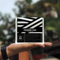 PREMIUM! Kopi House Blend PANDAWA5 100% Biji Kopi Arabika Specialty