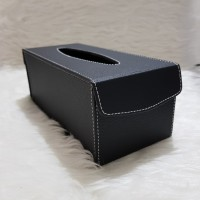 Tissue Box /Tissue Kotak Hitam/Kotak Tissue Hitam