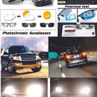 Kacamata Day and Night Polarized Lenses