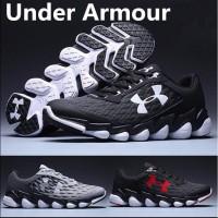 ORI CINA Sepatu Sneakers Pria Model Under Armour Apollo 2 Clutch Warn e405078664