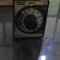 TIMER TEC multi range IC timer japan 24vdc