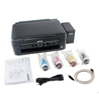 PRINTER EPSON L360 multifungsi printer - scan - copy Termurah Garansi