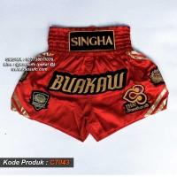 Promo Celana MuayThai Import Murah, Muay Thai Short Premium Murah CT02