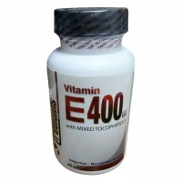 VITAMIN E400 IU WITH MIXED TOCOPHEROLS TREELAINS ISI 60