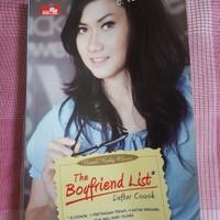Buku Novel The Boyfriend List