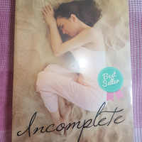 Buku Incomplete by Shandy Aulia
