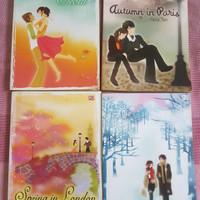 Buku Ilana Tan empat musim in seoul tokyo paris dan london