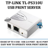 USB Print Server TP-Link TL - PS310U-Single USB2.0 Port MFP