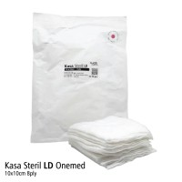 Kasa Steril LD OneMed 10x10cm 8 ply isi 10