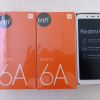 HP XIAOMI REDMI 6A RAM 2GB GARANSI RESMI TAM